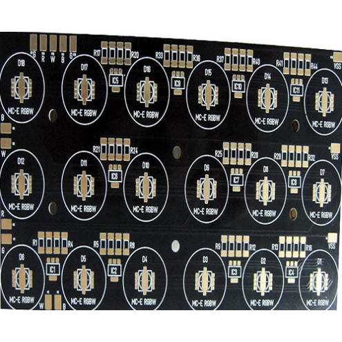 2019 China New Design Order LED Light Metal Circuit Board PCB Fabrication Online -