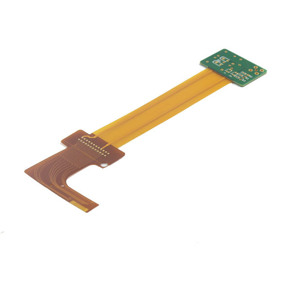 0.15mm Loch PCB Standard-starr-flexible Leiterplatten