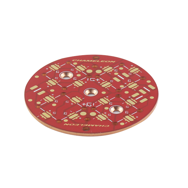 Half Hole Fr4 PCB Surface Mount Printed Circuit Board