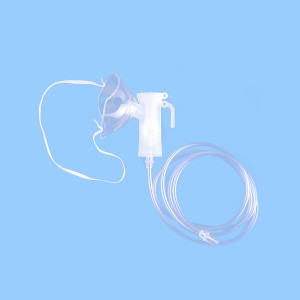 Disposable Nebulizer Approach
