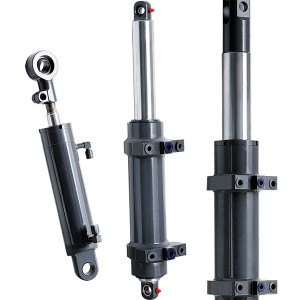 Hydraulic cylinders for forklifts