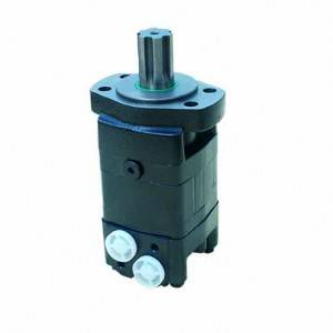 China Hydraulic Motor Low Speed High Torque Orbital Hydraulic Motor BM10 Series
