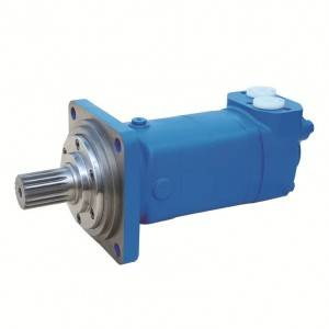 China Manufacturer of BM6 Series Hydraulic Motor