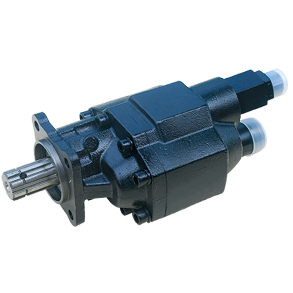 Factory Promotional Hydraulic Oil Transfer Pump - CBH3-F110 Single gear pump – Fitexcasting