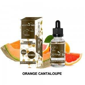 ORANGE CANTALOUPE nicotine salt