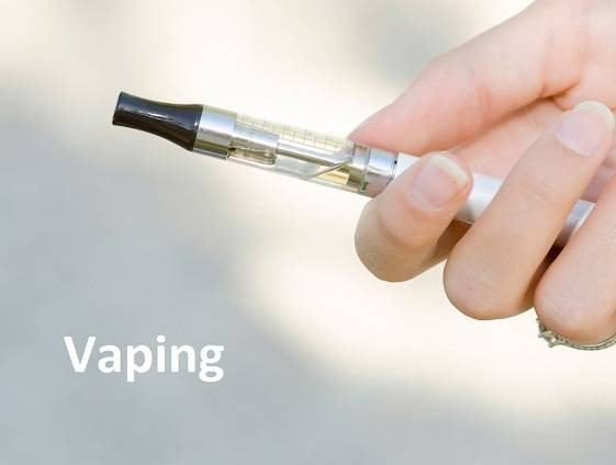 Health Benefits Of Vaping Over Smoking