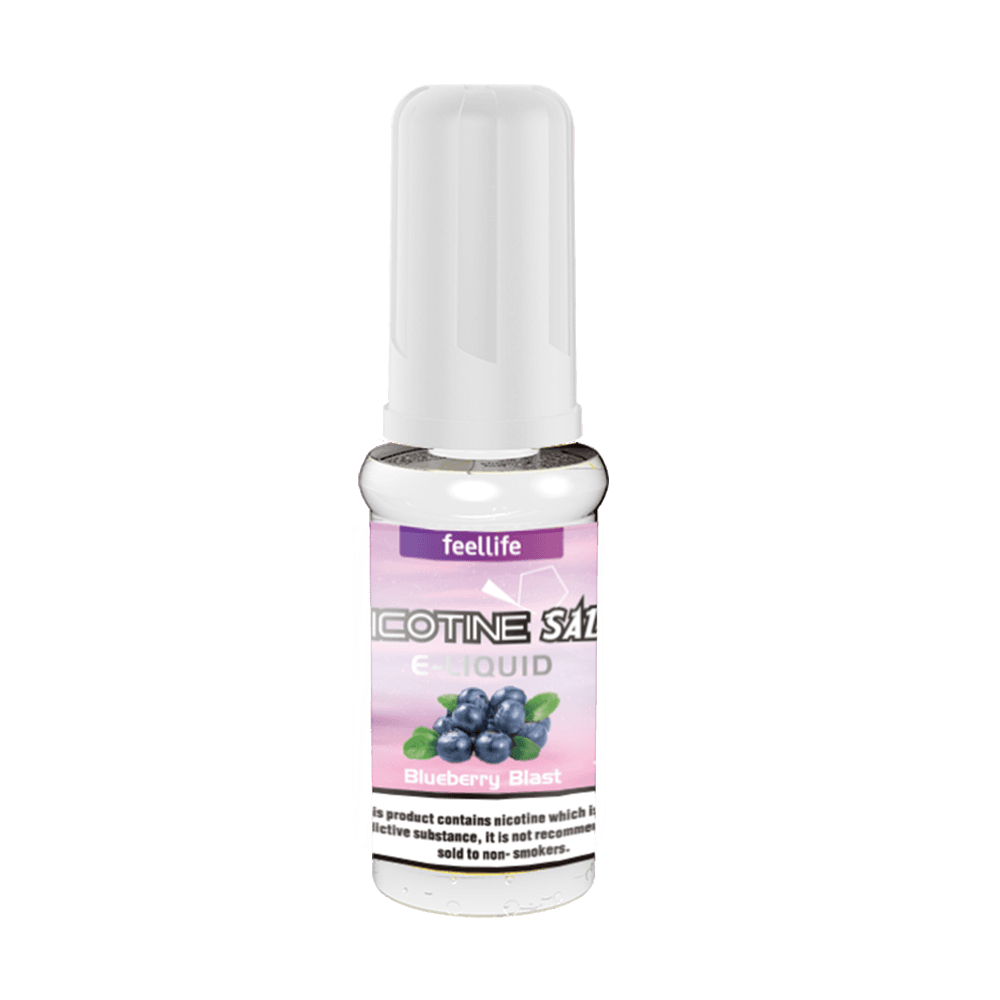 Blueberry Blast nicotine salt eliquid Featured Image