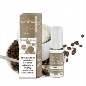 Cofffee Latte nicotine salt e-liquid