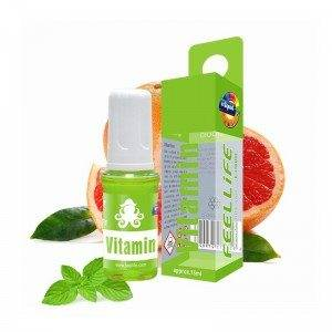 Grenivka Mint Vitamin ejuice