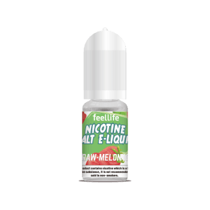Straw-melon ice nicotine salt ejuice