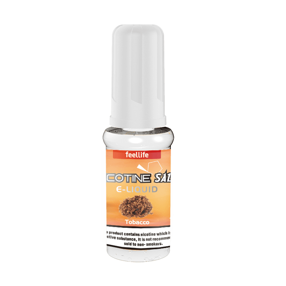Tobacco nicotine salt eliquid Featured Image