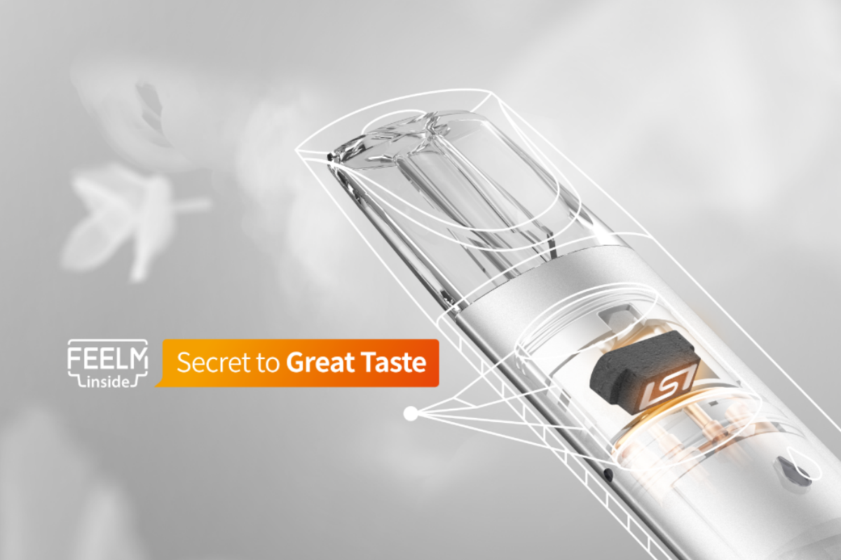 "We have a ""Secret to Great Taste"" to tell you"