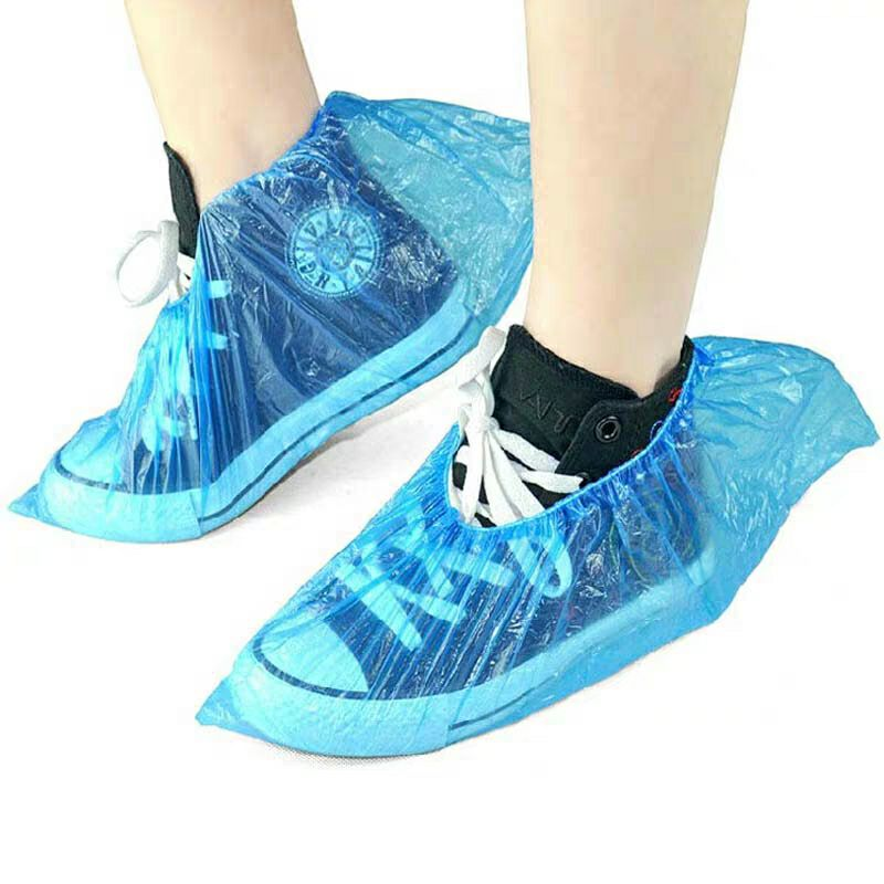 good price disposable hospital consumable product indoor PE shoe cover