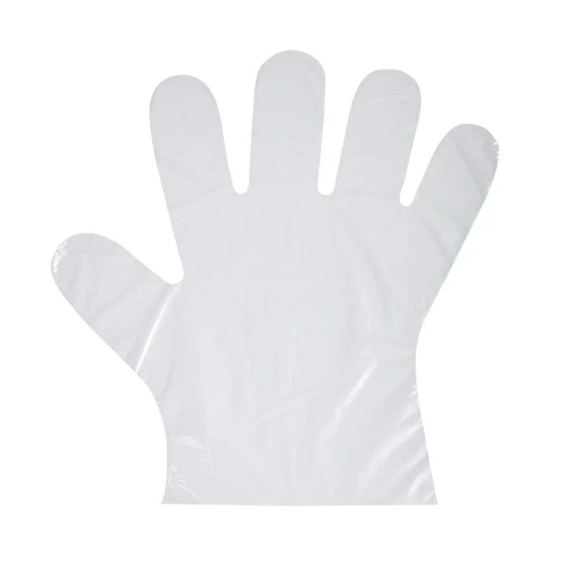 good price wholesale disposable  plastic glove clean PE glove
