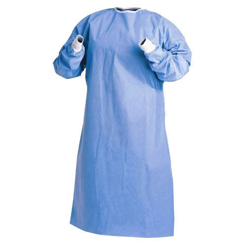 Hospital isolation gown pp autoclavable sterile fold  surgical gown Featured Image