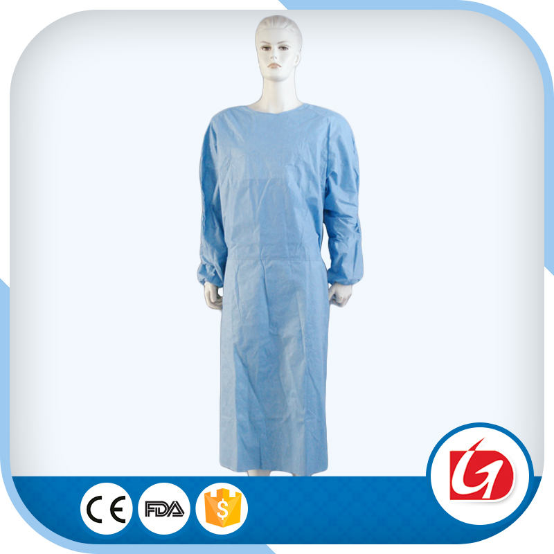 Best Selling Products Disposable SMS Non woven For Isolation Gown
