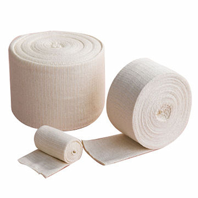 Hot sale Good quality medical elastic bandage Adhesive plaster sport wrist