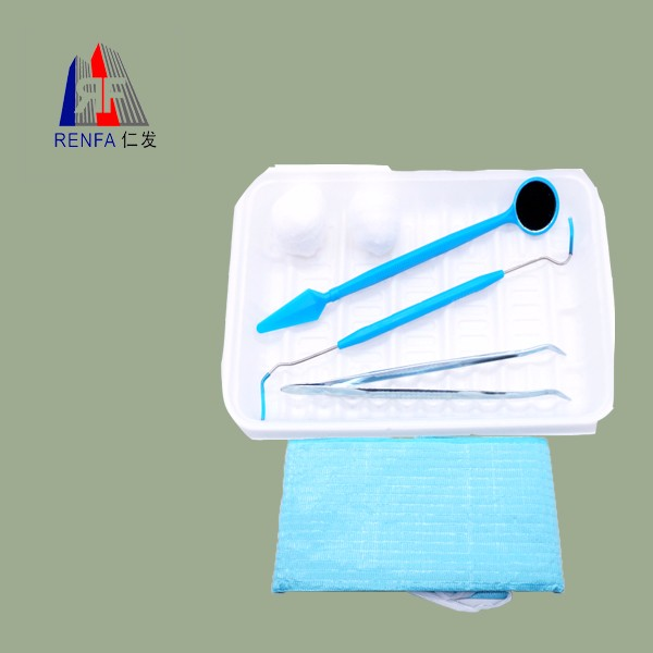 Good quality sterile oral cavity kit for hospital and clinics
