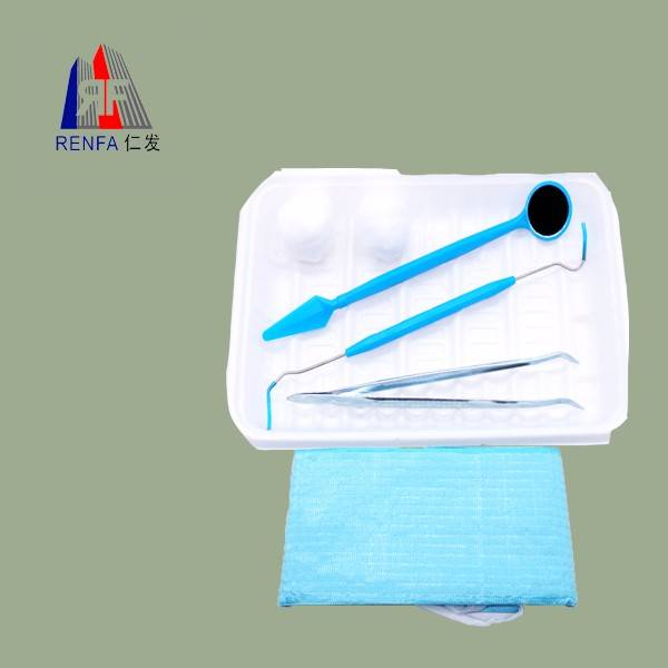Disposable medical hygiene Orthodontic dental oral cavity kit