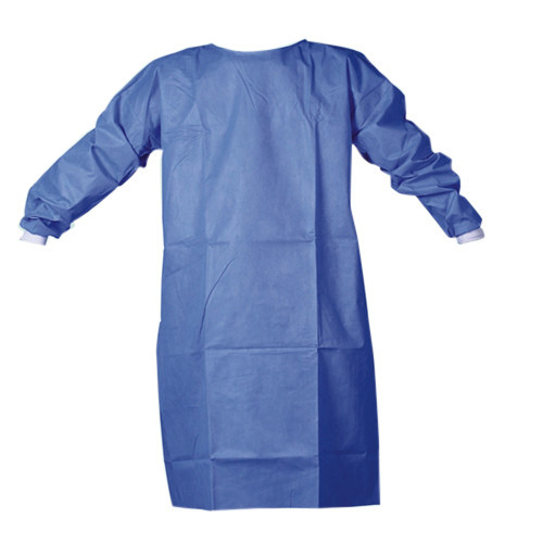 Hospital isolation gown pp autoclavable sterile fold  surgical gown