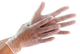 Hot sale Good quality Disposable PVC Gloves for medical