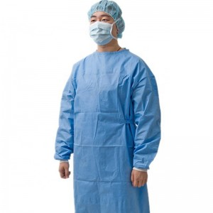Disposables garments isolation gowns