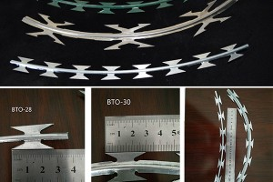 Lowest Price for Low Price Concertina Razor Barbed Wire -