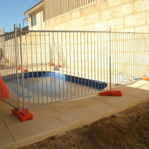 Removable Outdoor Metal Child Safety Pool Fence