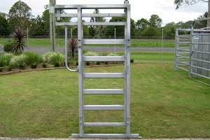 slide gate/sliding cow gate