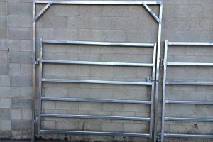 Factory Price For Hot-Dipped Galvanized Farm Gate -