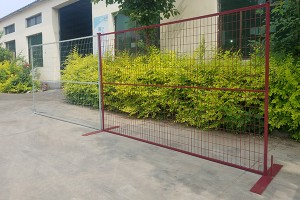 Canada standard Temporary Fence