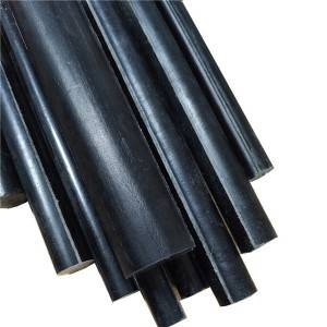 Black Phenolic Rod Canevasite