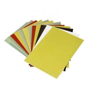 Nema G11 Sheet Yellow Color