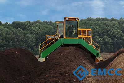 Hydraulic Compost Turner
