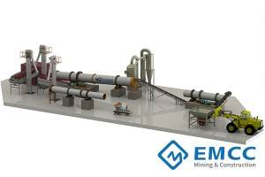 Ala (Extrusion) Granulator Production Line
