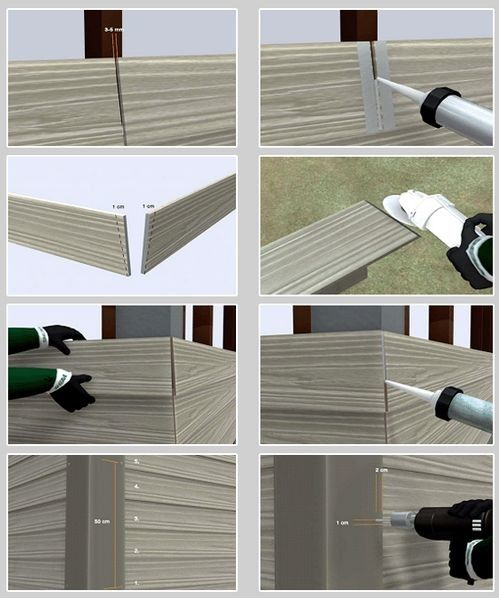 Decorative Fiber Cement Siding That Looks Like Wood , Exterior Cement Board Siding