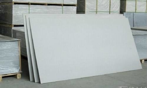 9mm Partition Calcium Silicate Board Siding Interior Wall Panel Fireproof Light Weight