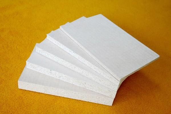 Thermal Insulation Calcium Silicate Siding Wall Panel , Decorative Calcium Silicate Sheet