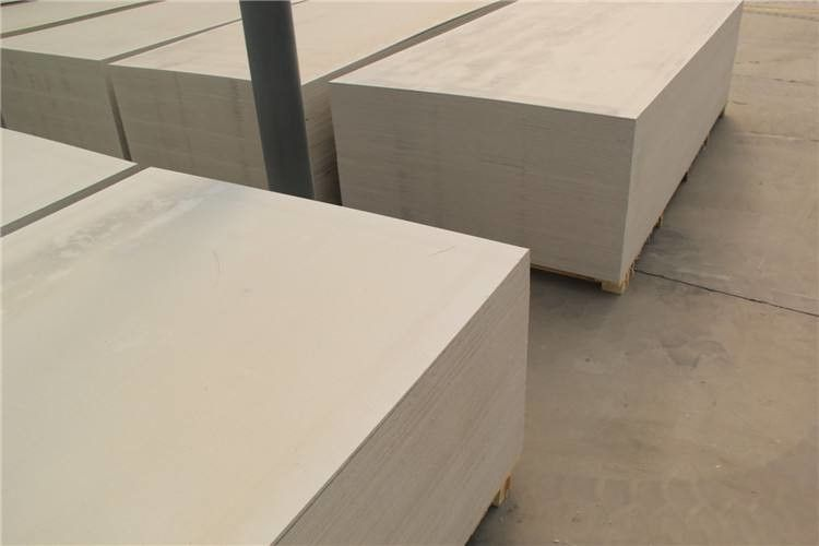 12mm Calcium Silicate Panels Corrosion Resistance For Industrial Resident Indoor Ceiling