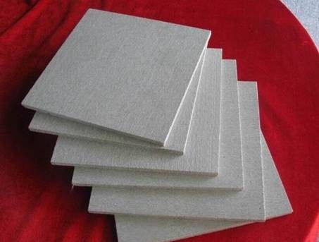 Fireproof Incombustible External samente Board Cladding, samente Clapboard Siding