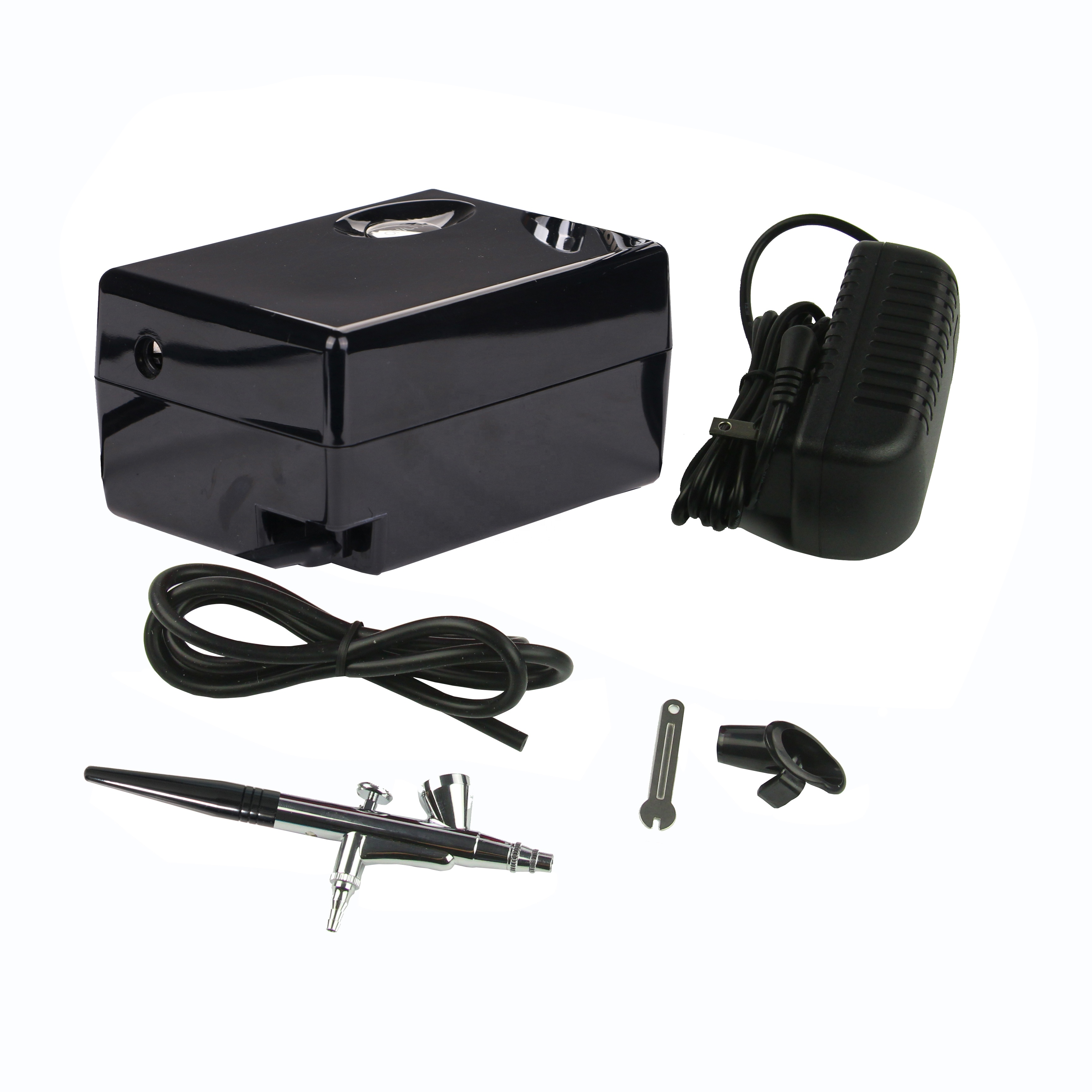 High Quality Mini Air Compressor for Makeup Foundation Airbrush Nail Tattoo Kits