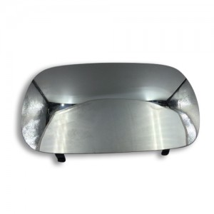1178 Mirror Glass For Fiat Car