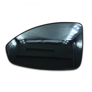 1102  Mirror Glass For Chevrolet