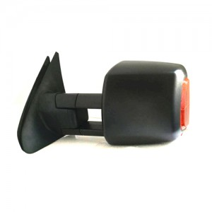 7301 BLACK 1999-2006 CHEVROLET SILVERADO 1999-2006 GMC SIERRA Towing Mirrors