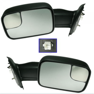 For Mazda BT50 2012+ towing mirror Electric Black Signal HF-7281B