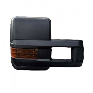 HF-7255B For TRITON PAJERO 2012+ towing mirror Electric Black Signal