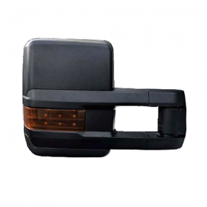 HF-7255B For TOYOTA L100 L200 Towing mirror Electric Black Signal