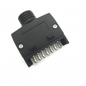 7 Pin trailer connector for australia market