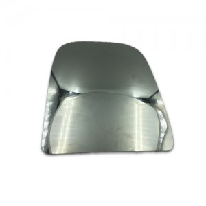 1108 Mirror Glass For Fiat Cars