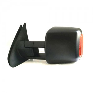HF-7301B For D40/550 PATHFINDER towing mirror Electric Black Signal